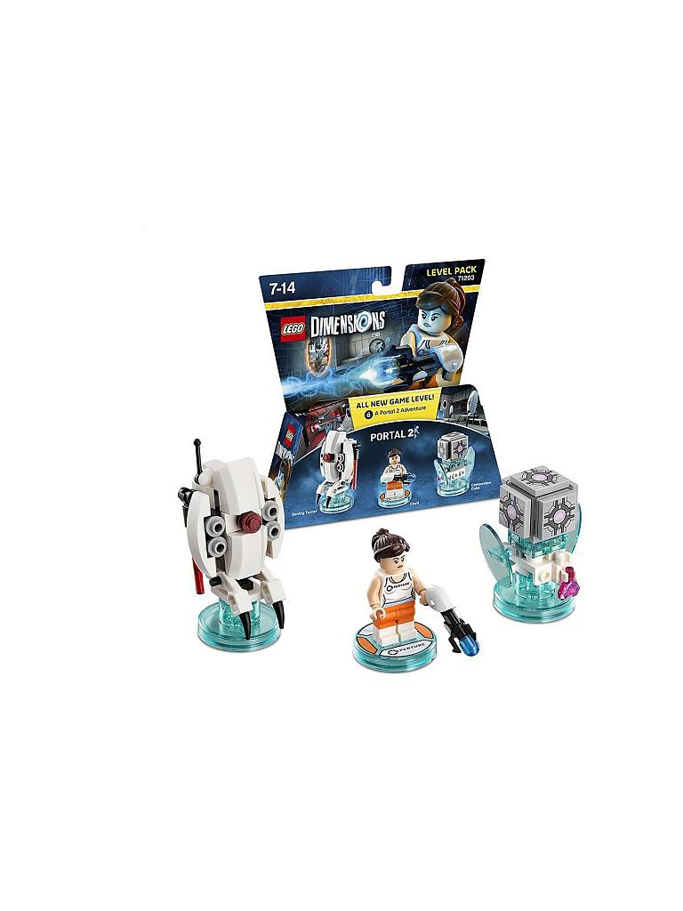 LEGO DIMENSIONS | Level Pack - Portal | transparent