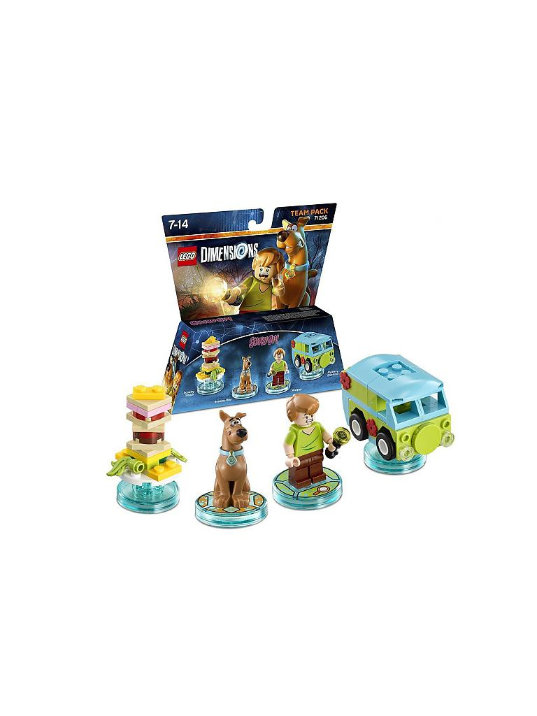 LEGO DIMENSIONS | Team Pack -Scooby Doo | transparent