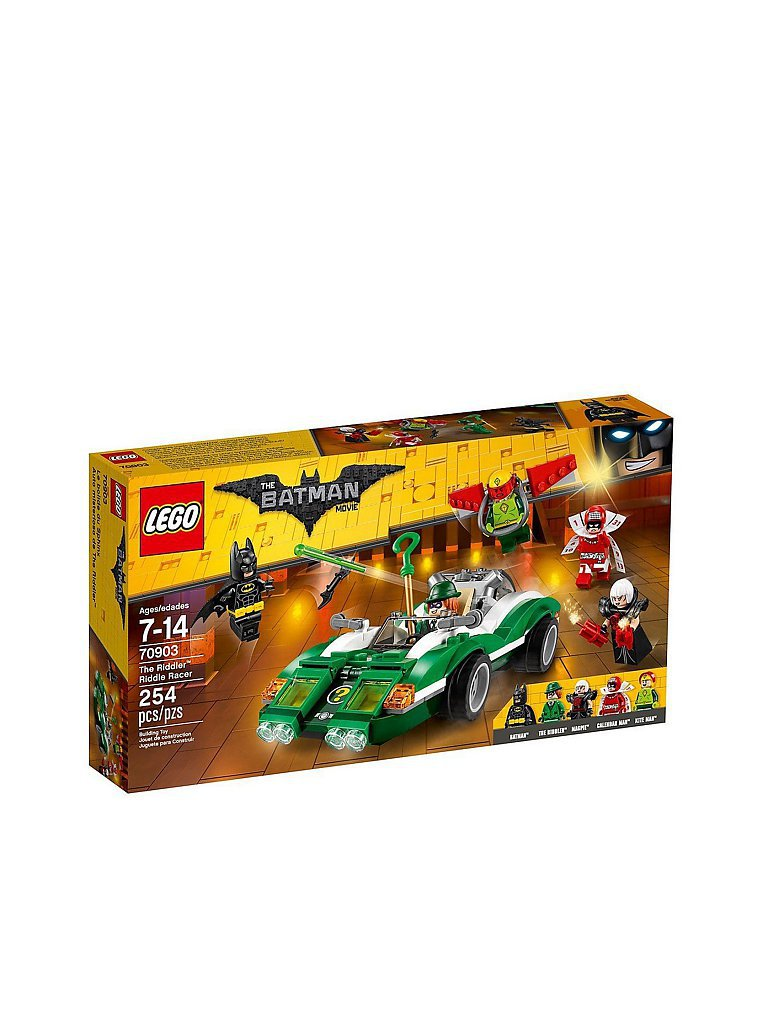 LEGO Batman Movie - The Riddler - Riddle Racer 70903