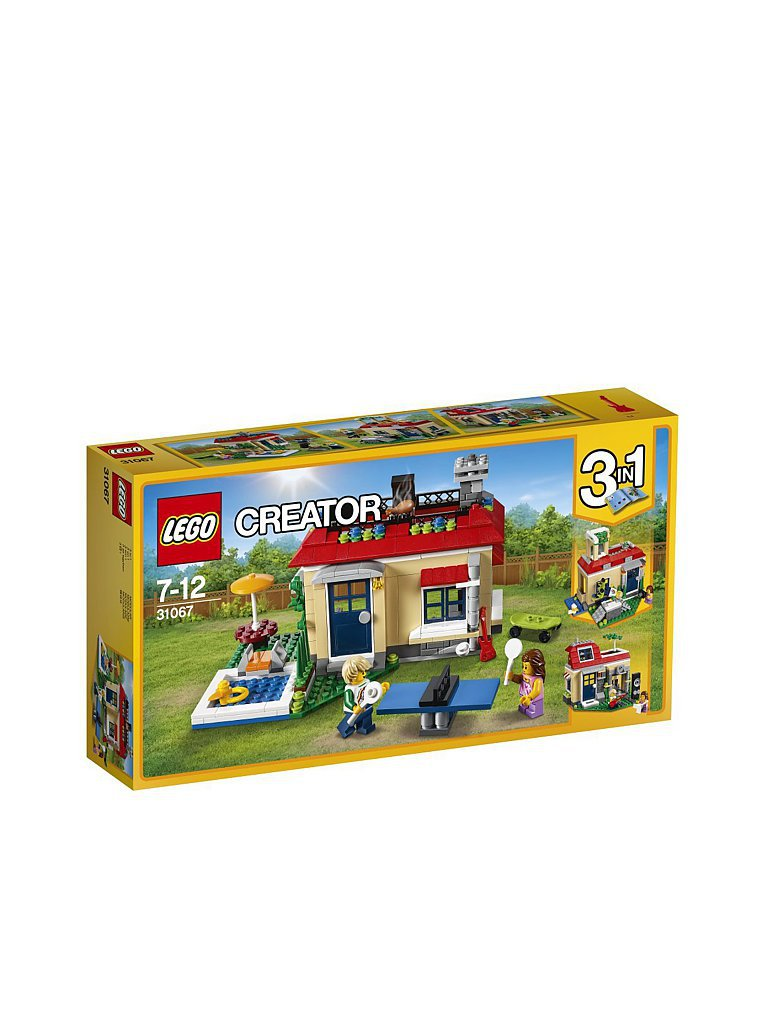 LEGO Creator - Ferien am Pool 31067