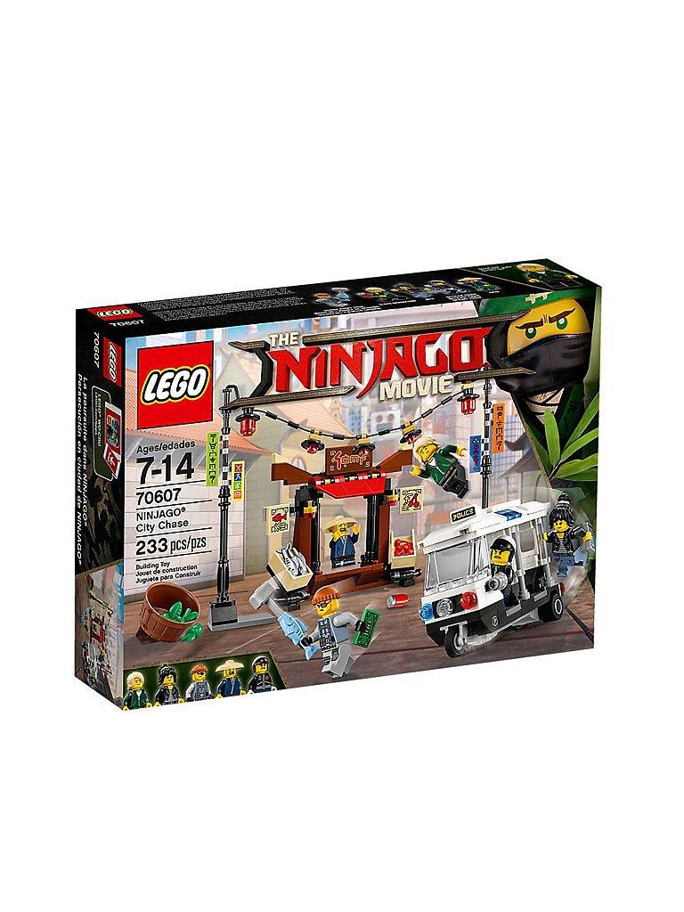 LEGO ADVENTURE - Ninjago - Verfolgungsjagd in NinjagoCity
