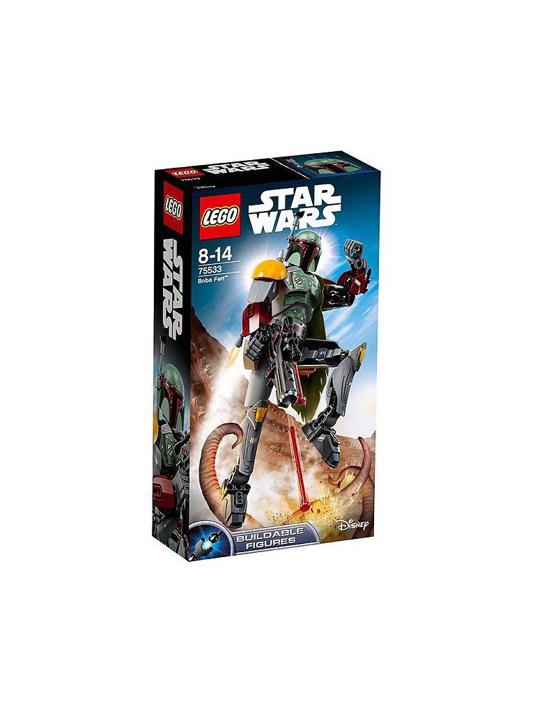 LEGO Lego Star Wars - Boba Fett 75533