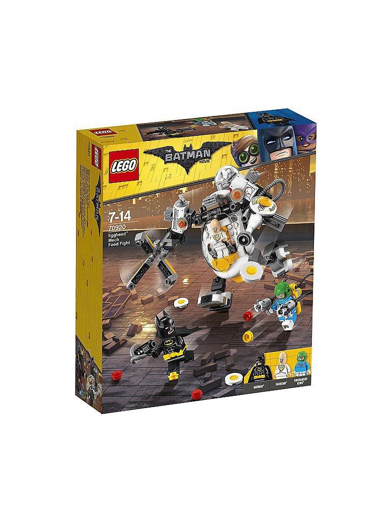 LEGO The Lego Batman Movie - Egghead™ bei der Roboter-Essenschlacht 70920