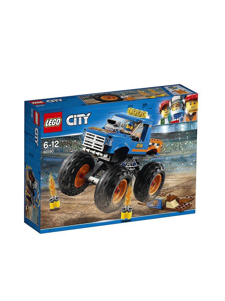 LEGO City - Starke Fahrzeuge Monster-Truck 60180
