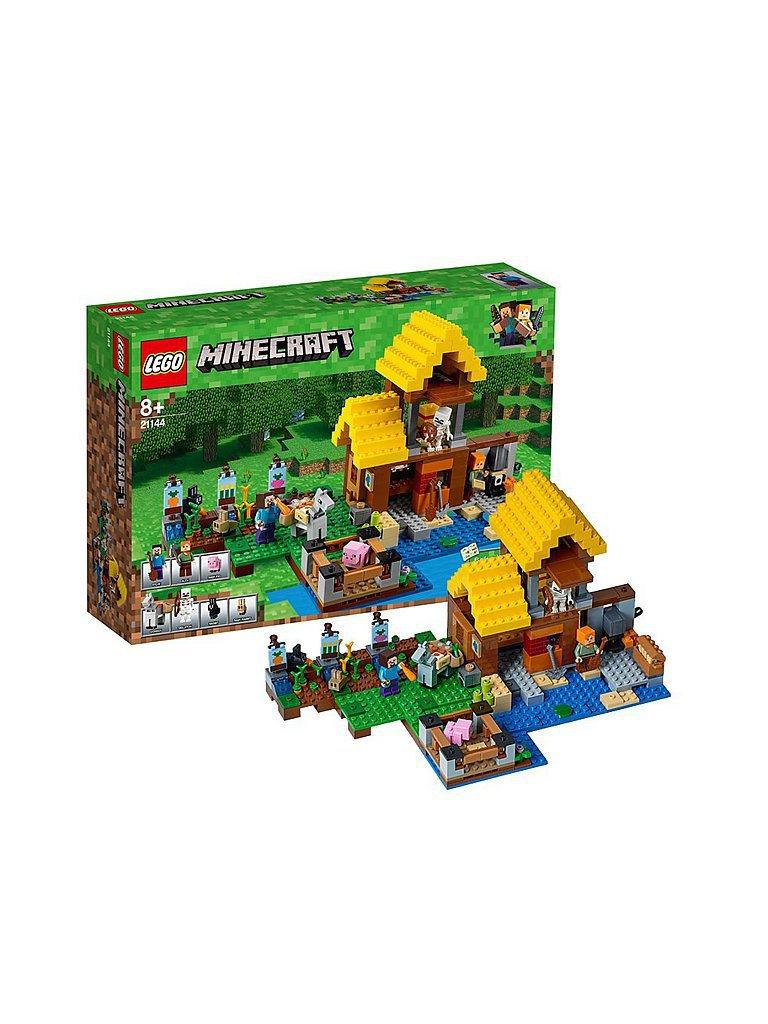 LEGO Minecraft - Farmhäuschen 21144