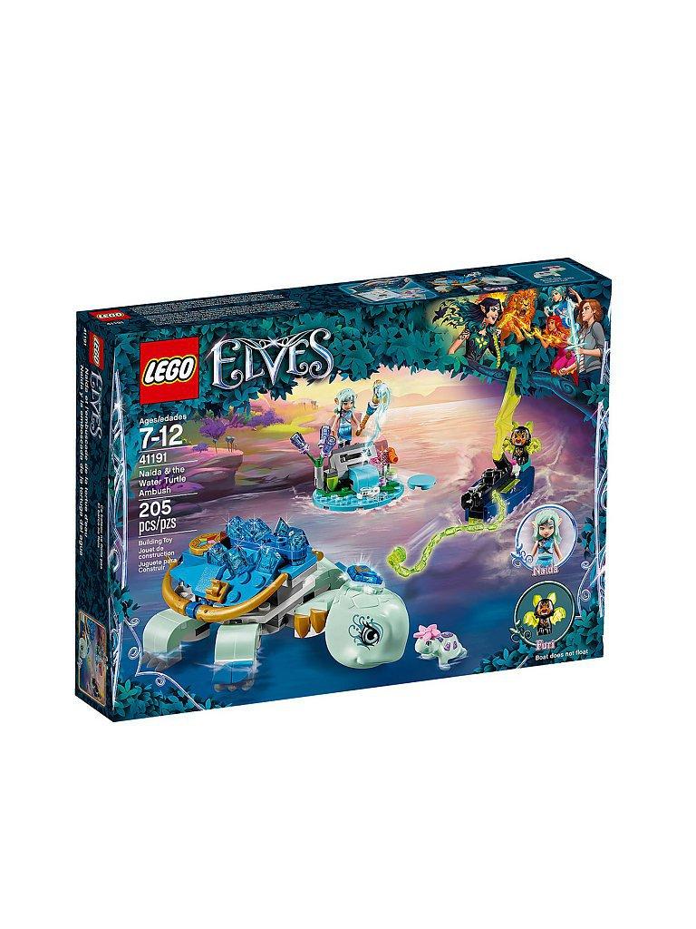 LEGO Elves - Naida und die Wasserschildkröte 41191