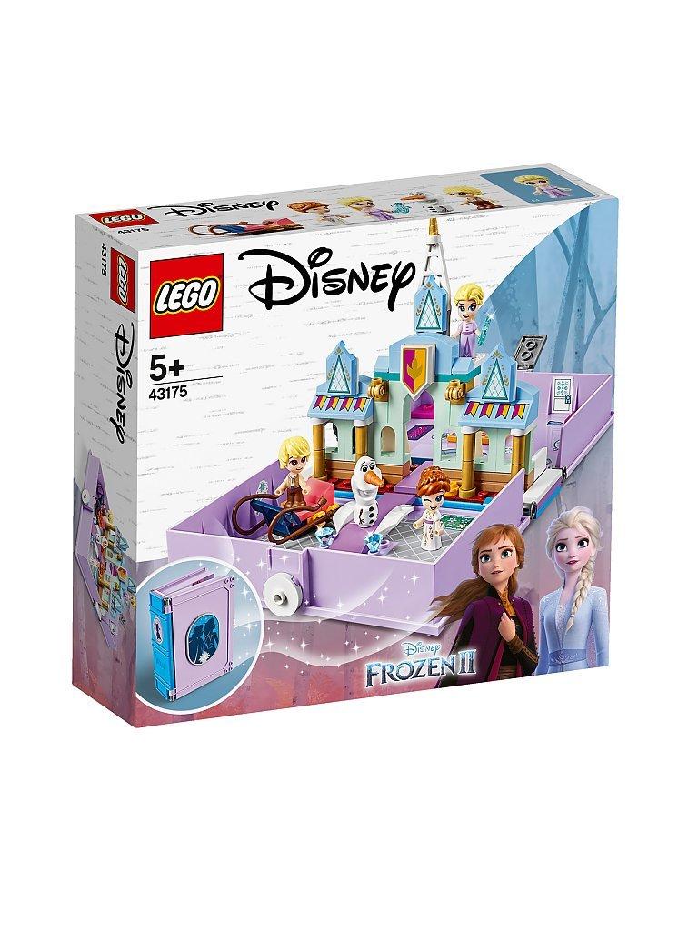 lego disney princess™ - annas und elsas märchenbuch 43175