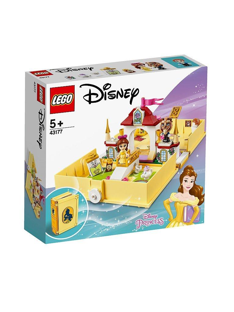 lego disney princess™ - belles märchenbuch 43177
