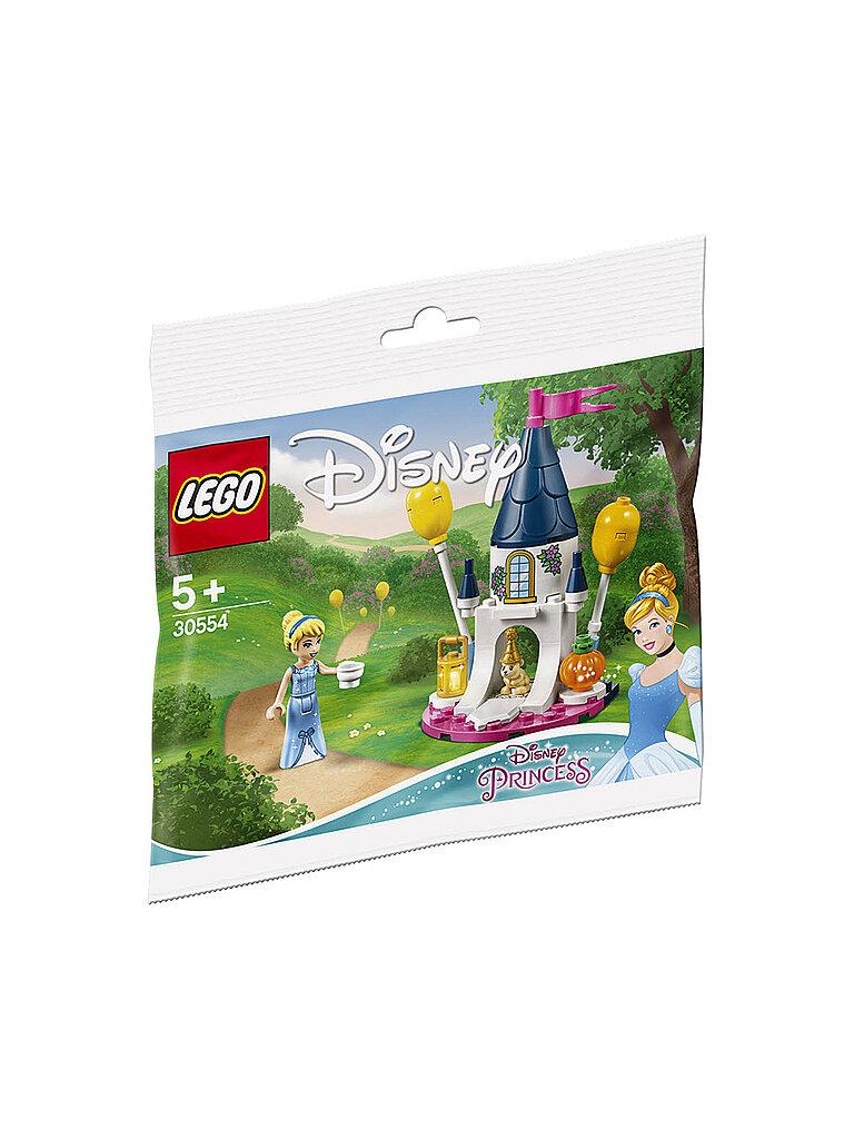 lego disney princess - cinderellas kleines schloss 30554