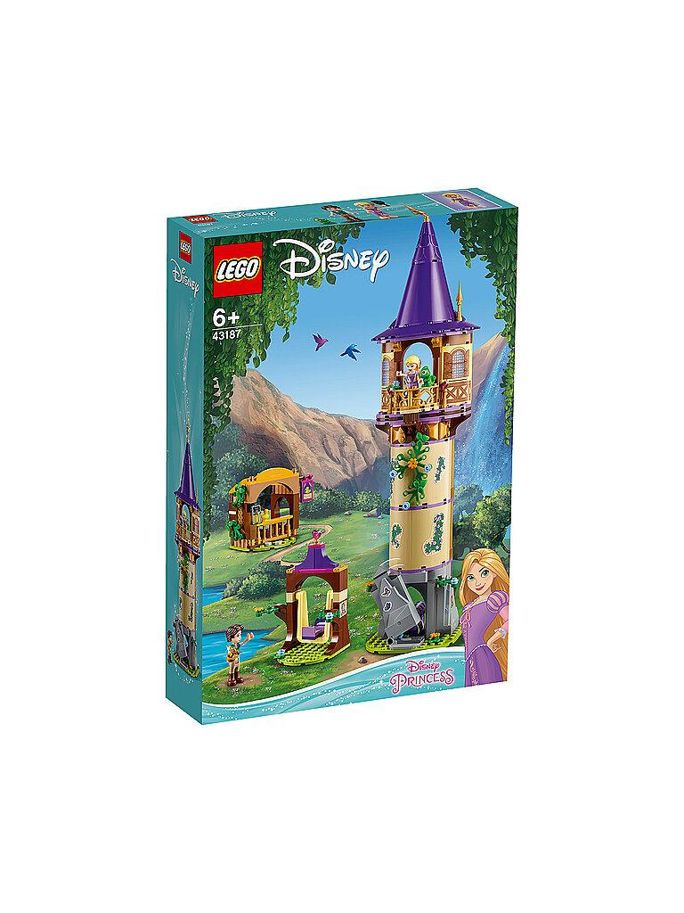 lego disney princess - rapunzels turm 73187