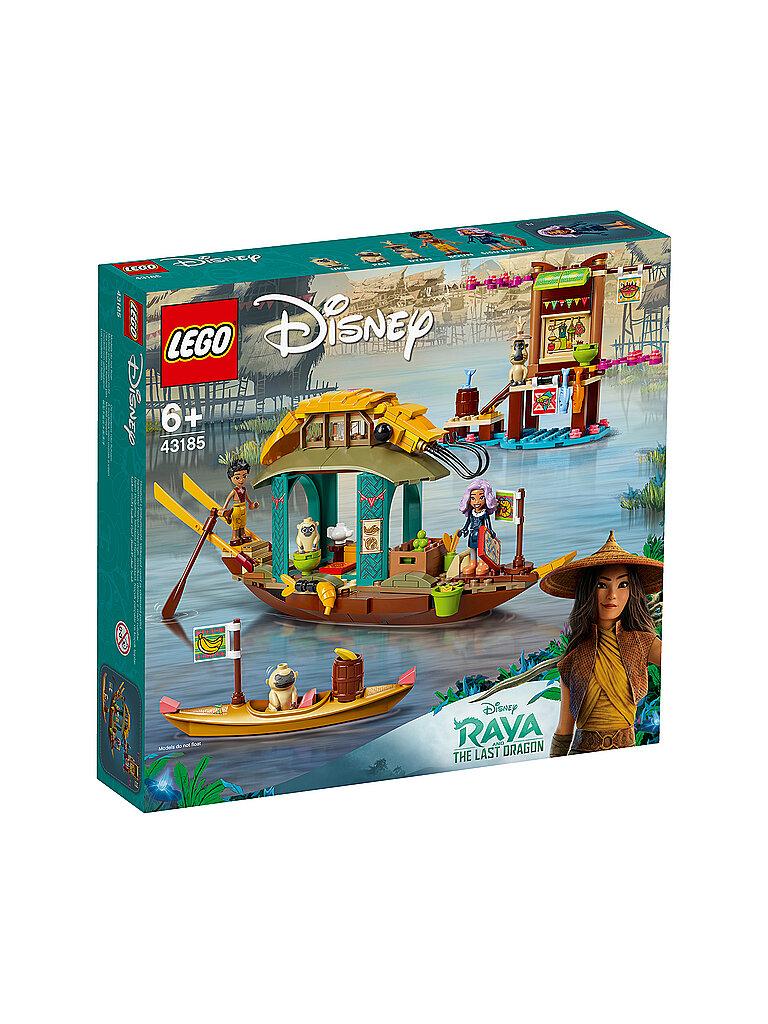 lego disney princess™ - raya und der letzte drache - bouns boot 43185