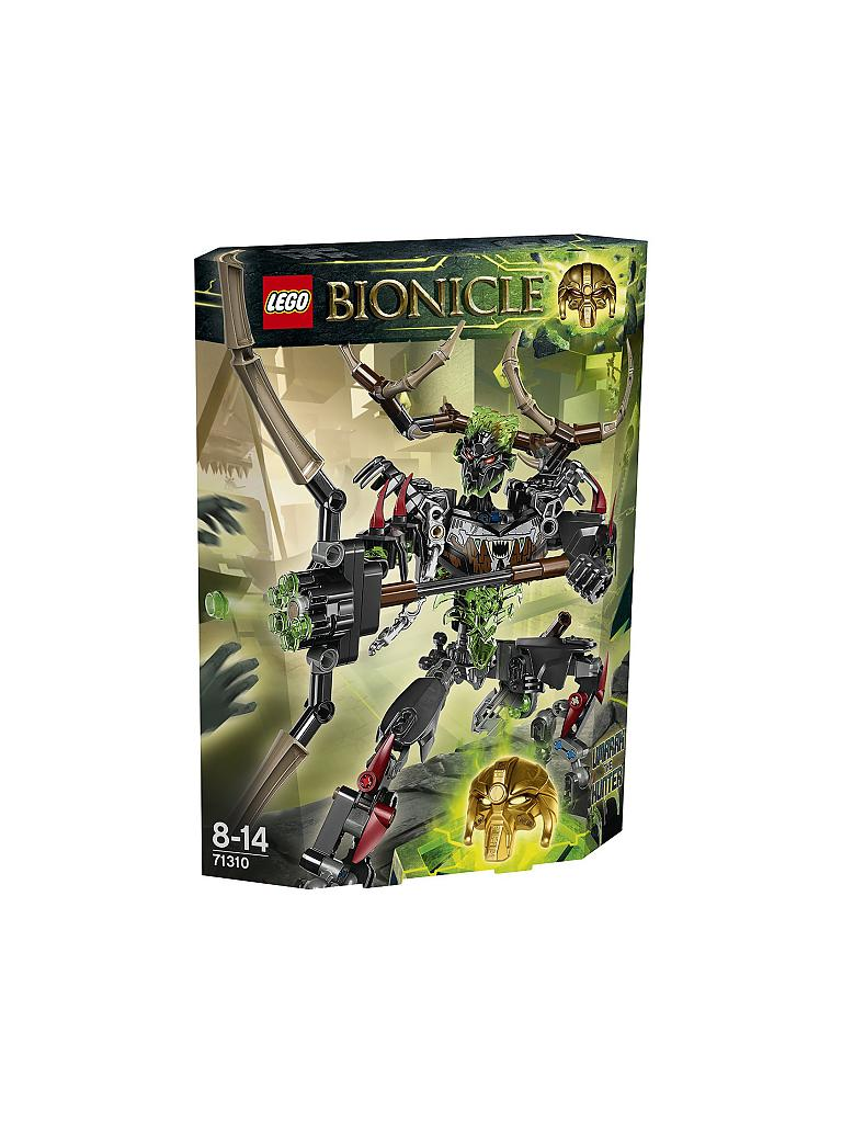 LEGO | ADVENTURE - Bionicle - Umarak der Jäger | transparent