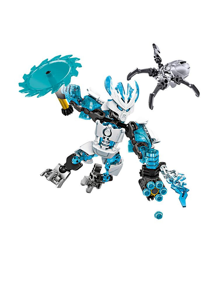 LEGO | ADVENTURE - Bionicle-Hüter des Eises | transparent