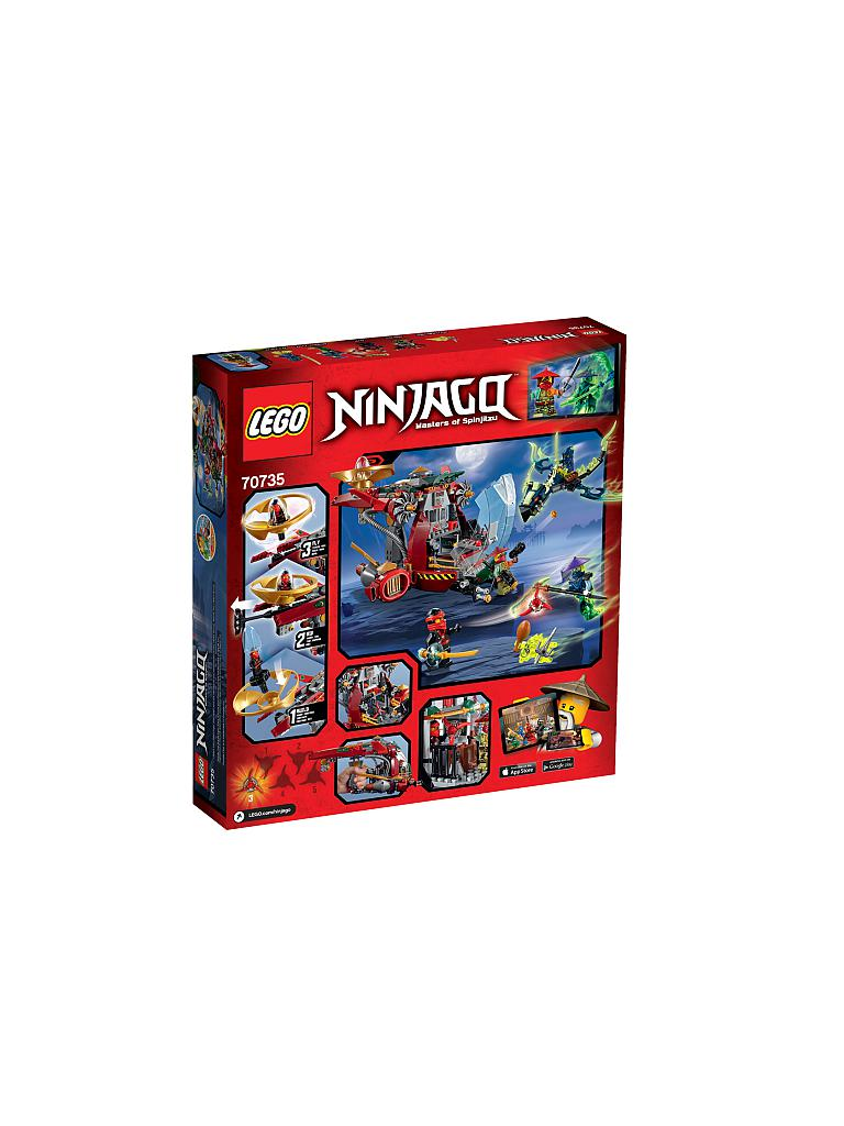 LEGO | ADVENTURE - Ninjago-Ronin R.E.X | transparent