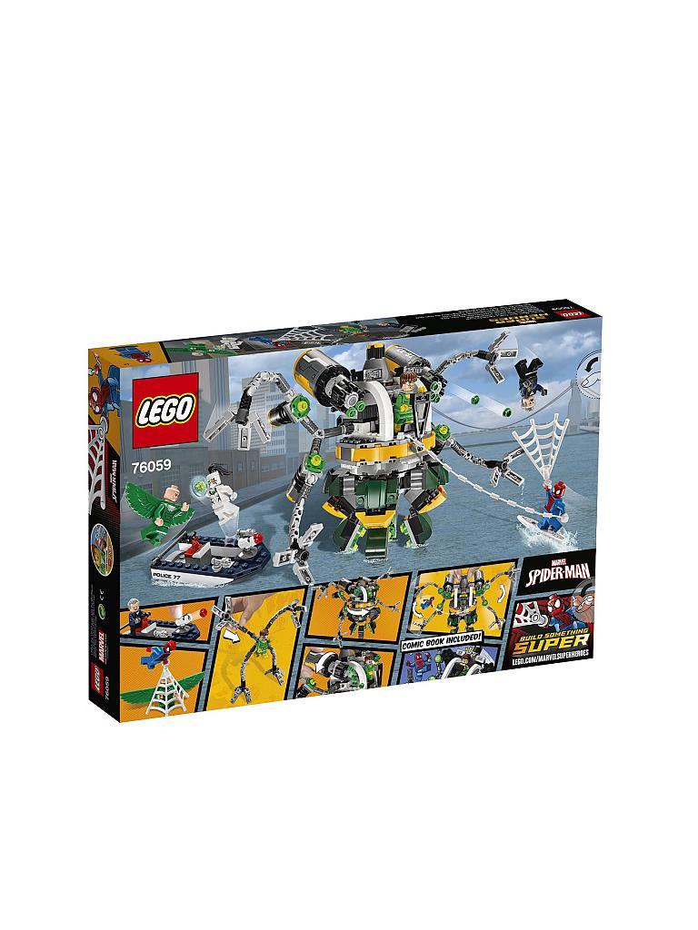 "LEGO | Adventure - Super Hereos - Spiderman ""Doc Ocks Tentakelfalle"" 