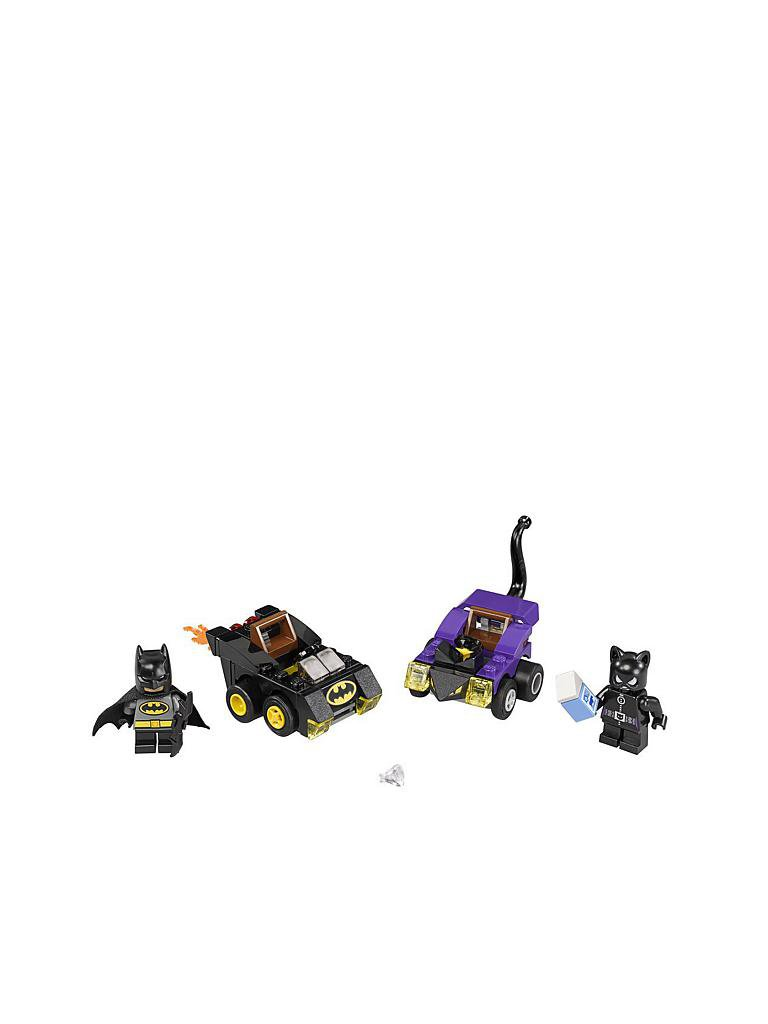 LEGO | ADVENTURE - Super Heroes - Batman vs. Catwoman | transparent