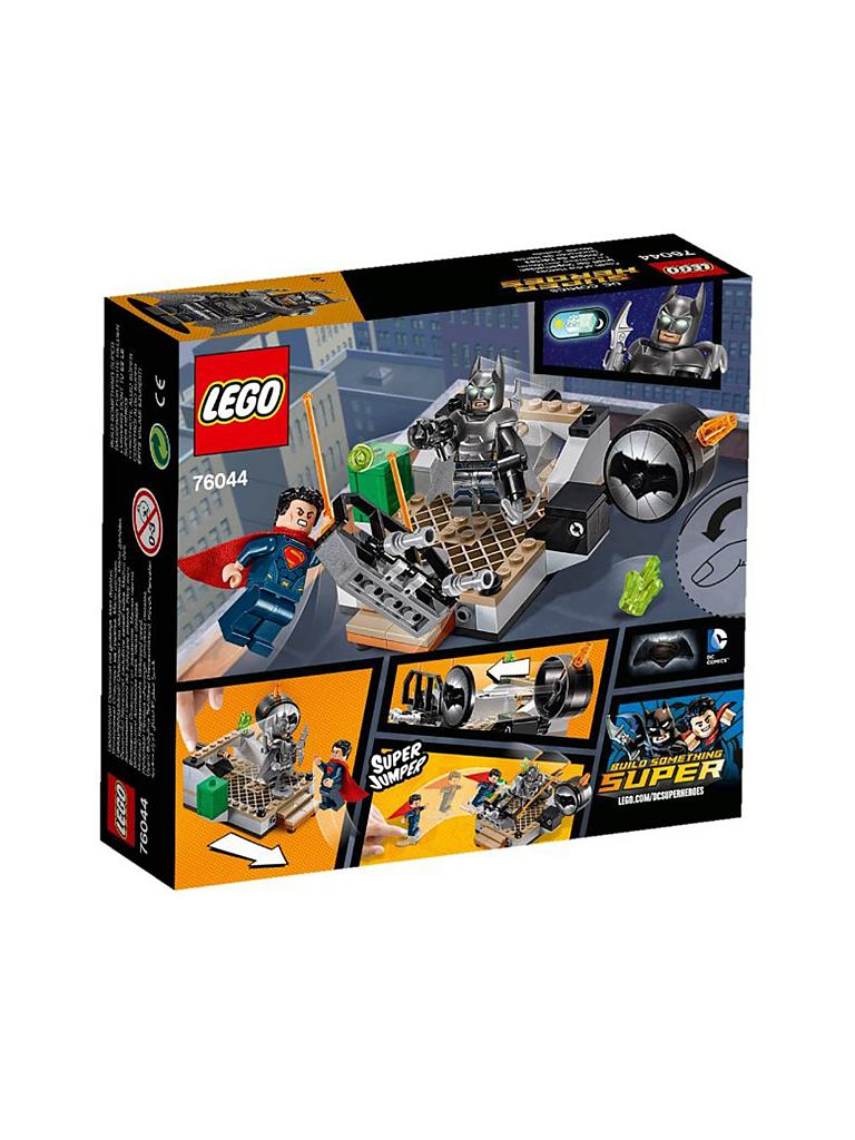 LEGO | ADVENTURE - Super Heroes - Confidential 1 | transparent