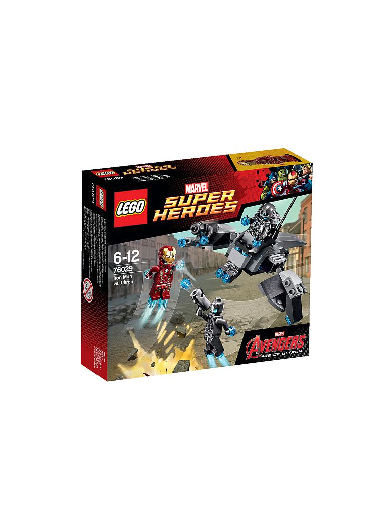 LEGO | ADVENTURE - Super Heroes - Ironman vs. Ultron | transparent