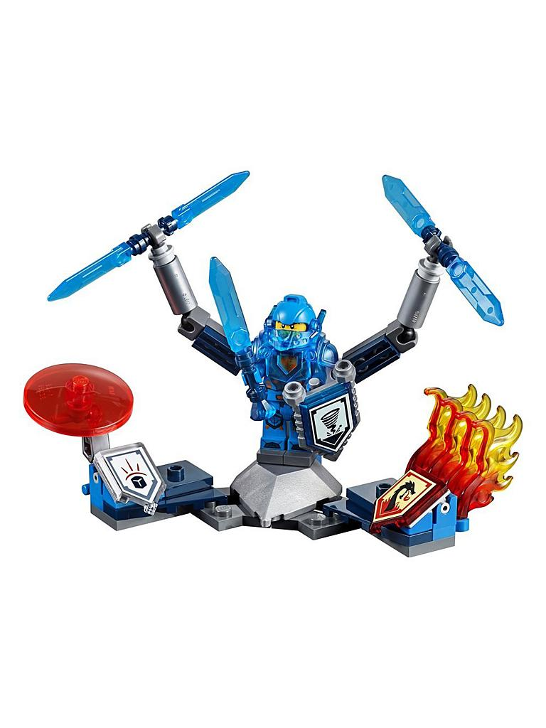 LEGO | ADVENTURE - Ultimativer Clay - Nexo Knights | transparent