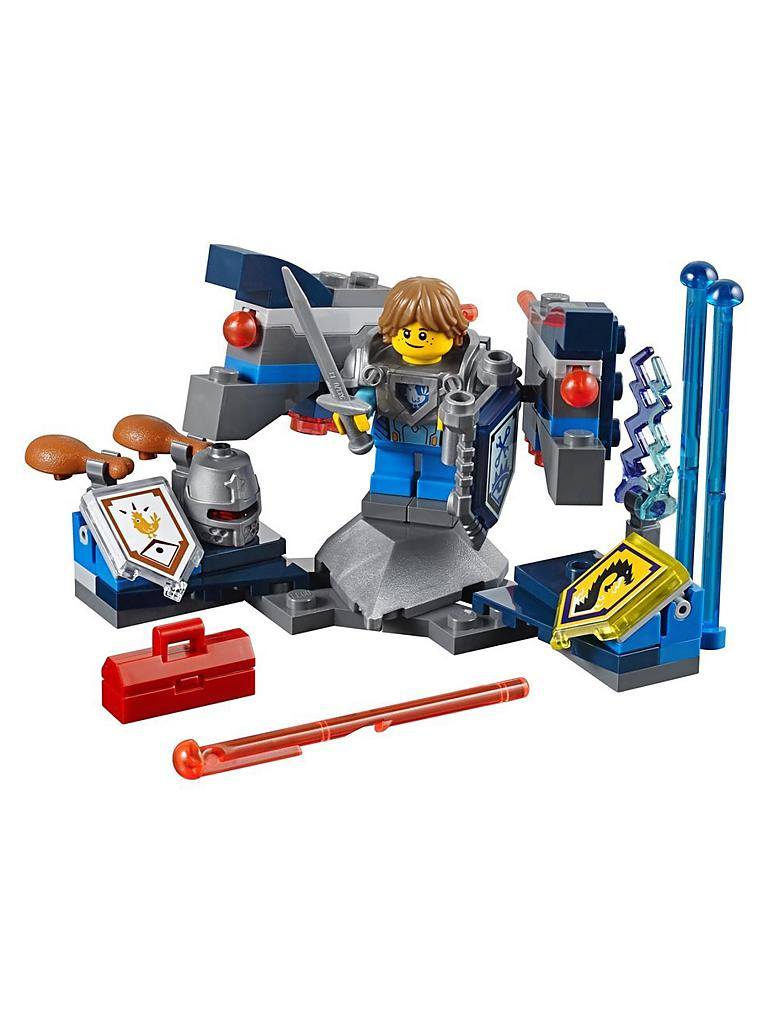 LEGO | ADVENTURE - Ultimativer Robin - Nexo Knights | transparent