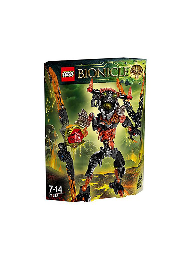 LEGO | Adventure -Bionicle - Lava-Ungeheuer | transparent