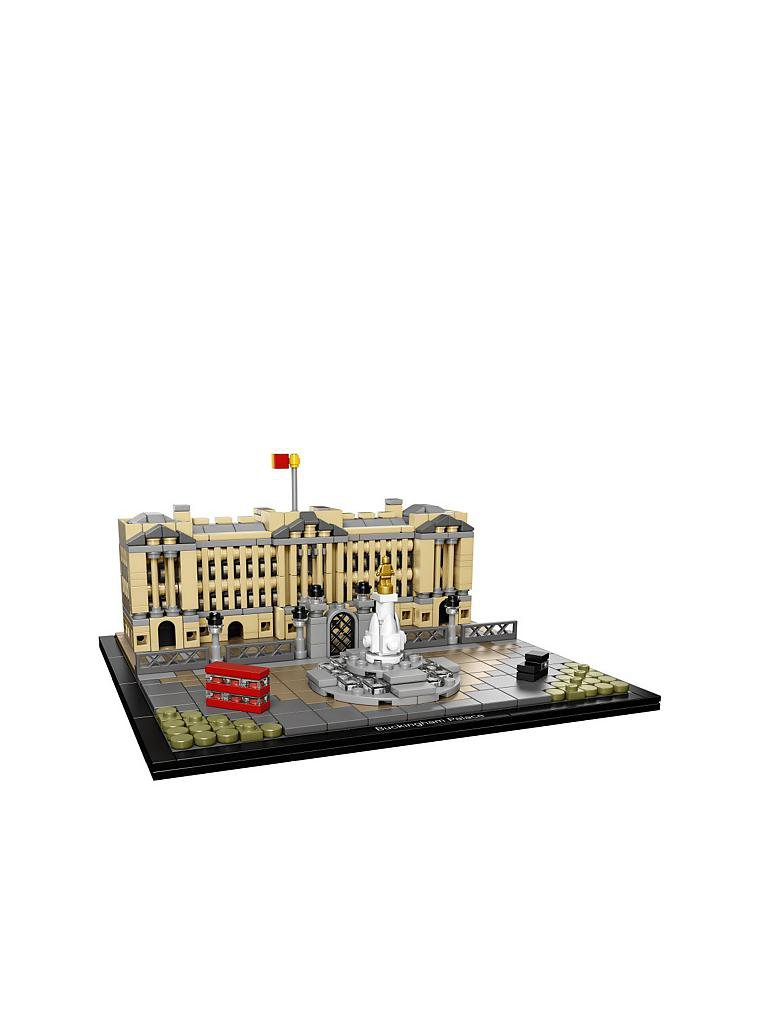 LEGO | Architecture - Der Buckinham-Palast | transparent