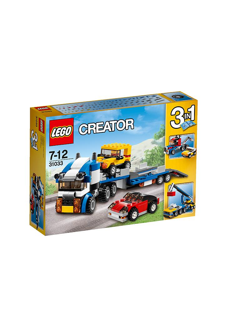 LEGO | CREATOR - Autotransporter | transparent