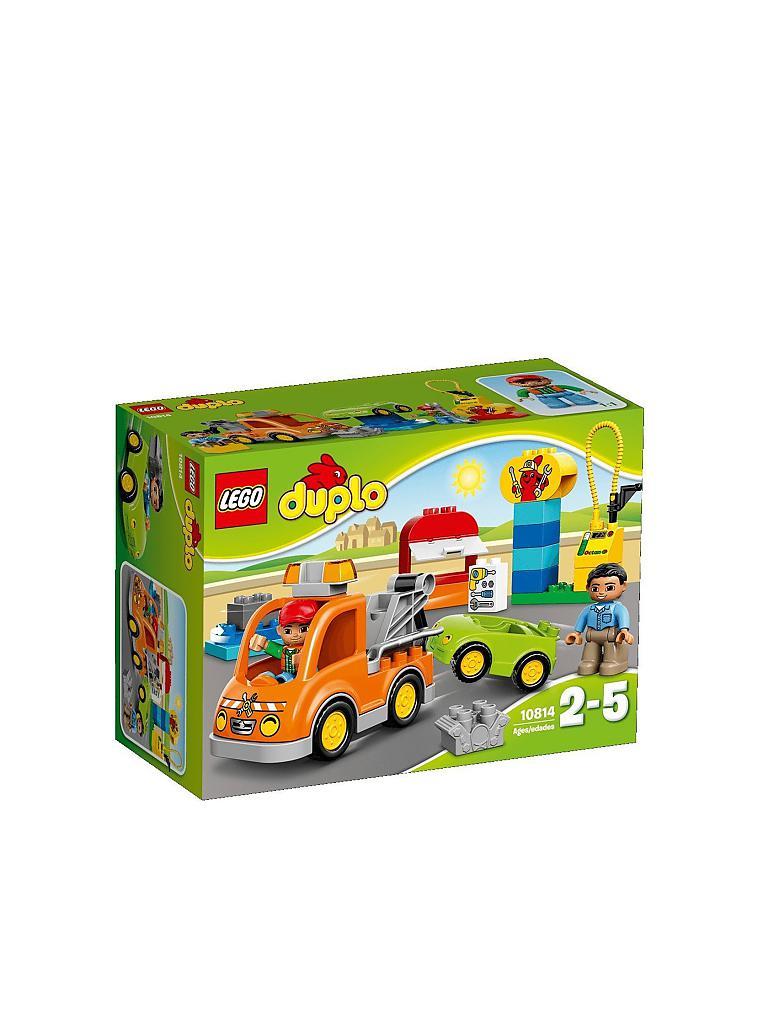 LEGO   Duplo - Abschleppwagen 10814   transparent