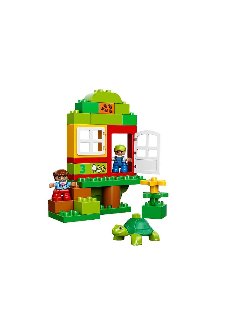 LEGO | DUPLO - Deluxe Steinebox | transparent