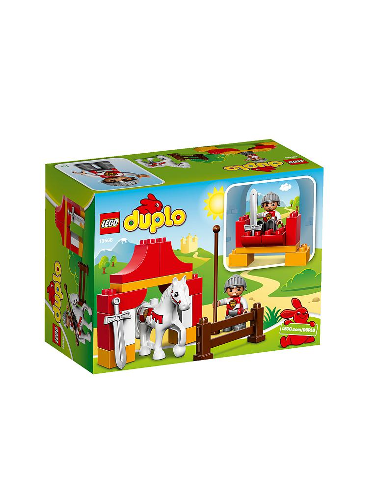 LEGO | DUPLO - Rittertunier | transparent