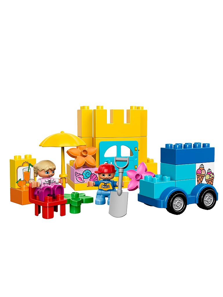 LEGO | DUPLO - Steinebox | transparent