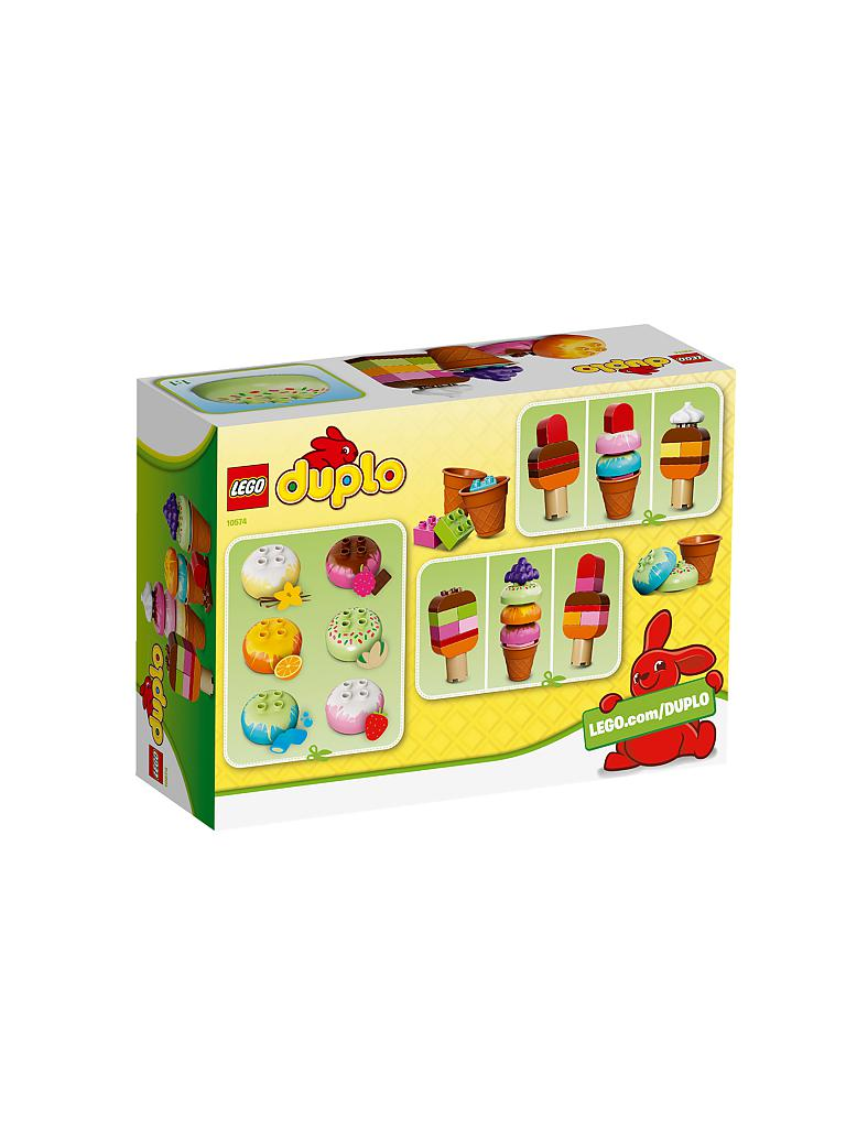 LEGO | DUPLO - Toddler-Bunter Eisspass | transparent