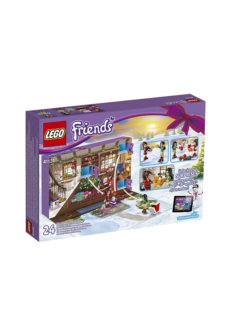 LEGO | Friends - Adventkalender | transparent
