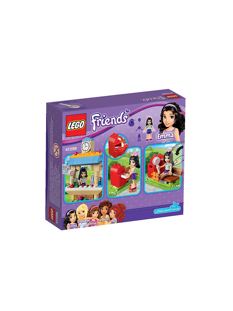 LEGO | FRIENDS - Emma's Kiosk | transparent