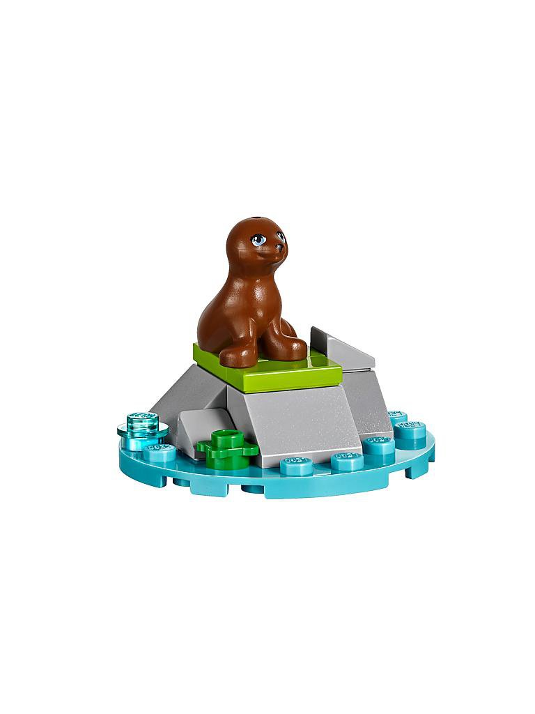 LEGO | FRIENDS - Heartlake Leuchtturm | transparent