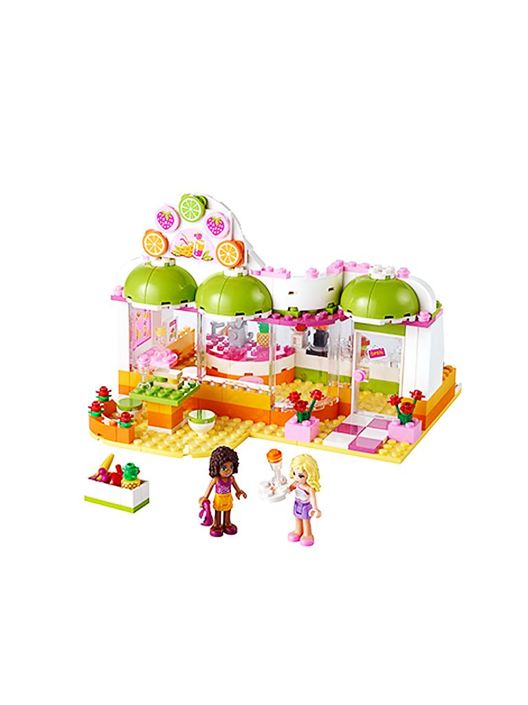 LEGO | FRIENDS - Heartlake Saft & Smoothiebar | transparent