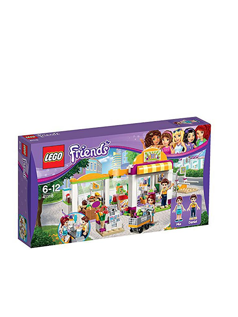 LEGO | FRIENDS - Heartlake Supermarkt | transparent