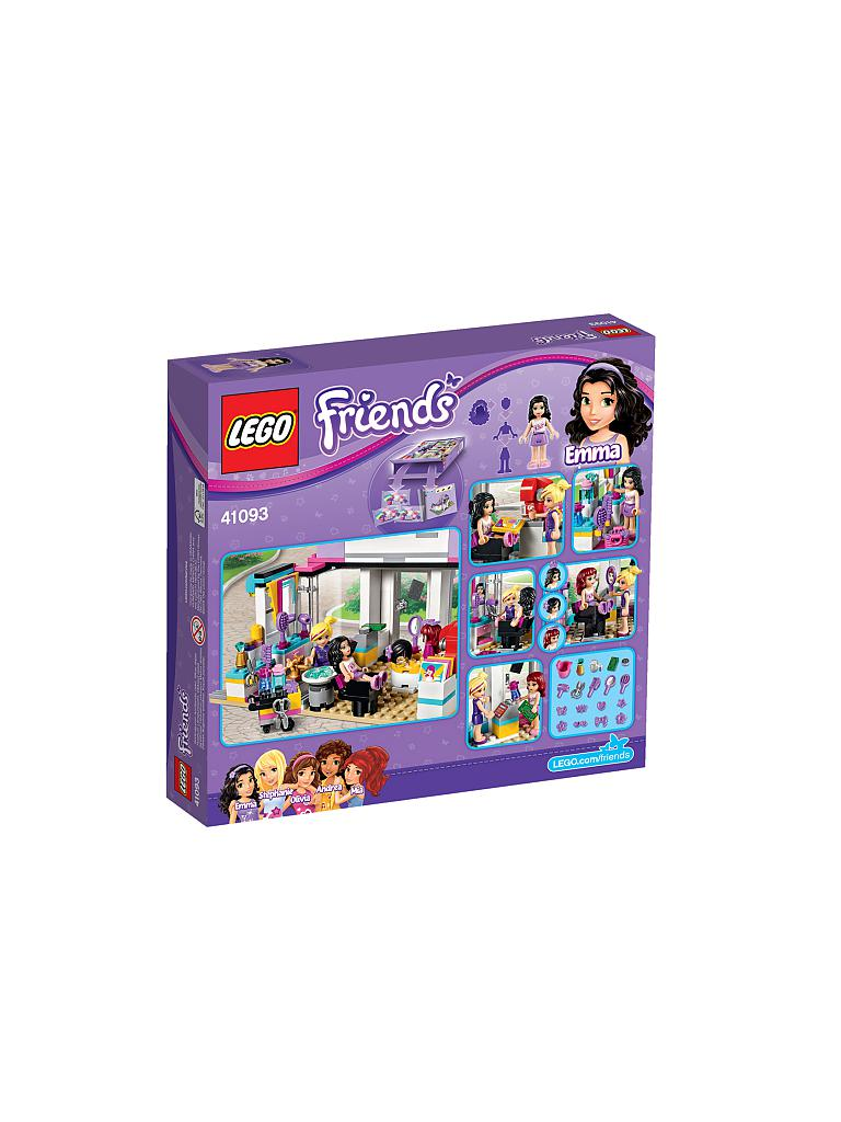 Ms sofia schiffsinformationen zur reise gnadenhof for Lego friends salon de coiffure