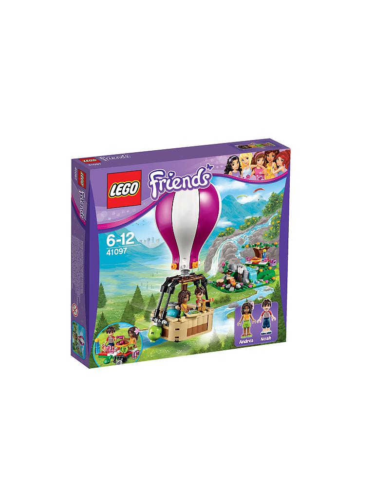 LEGO | FRIENDS - HHeartlake-Heißluftballon | transparent