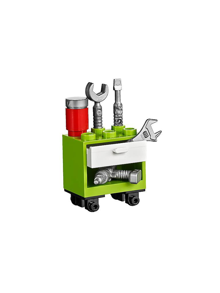 LEGO | FRIENDS - Mia's Sportflitzer | transparent