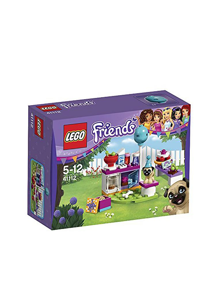 LEGO | FRIENDS - Party Geschenkladen | transparent