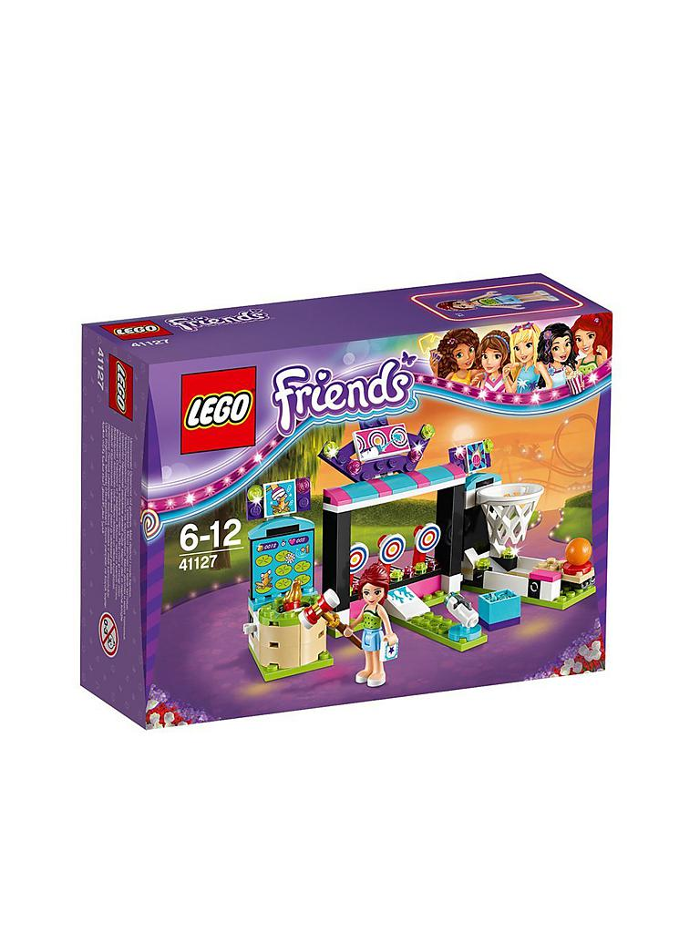 LEGO | Friends - Spielspass im Freizeitpark | transparent
