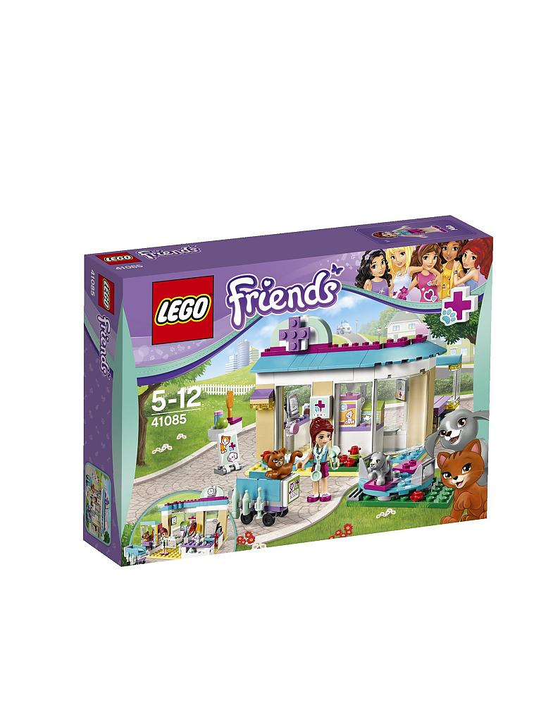 LEGO | FRIENDS - Tierpflege Klinik | transparent