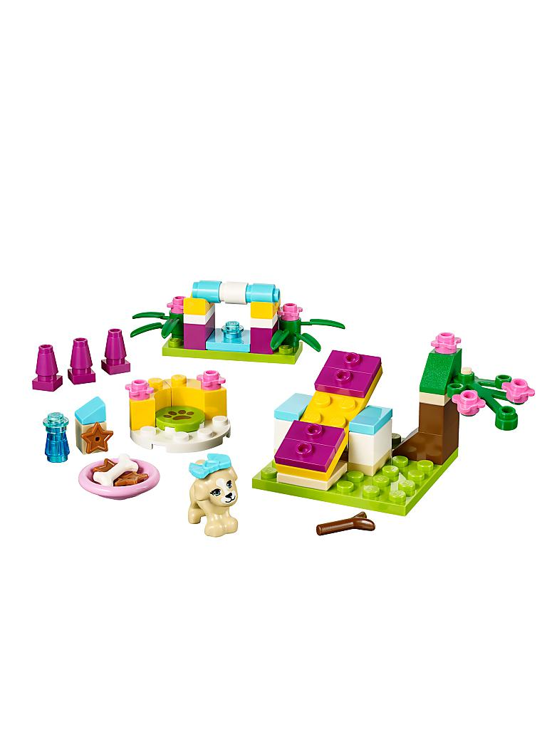 LEGO | FRIENDS - Welpen Training | transparent
