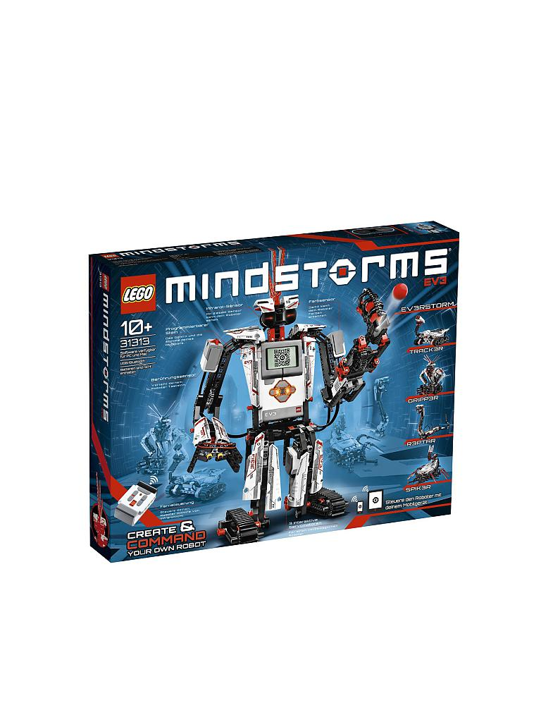 LEGO | Mindstorms EV3 31313 | transparent