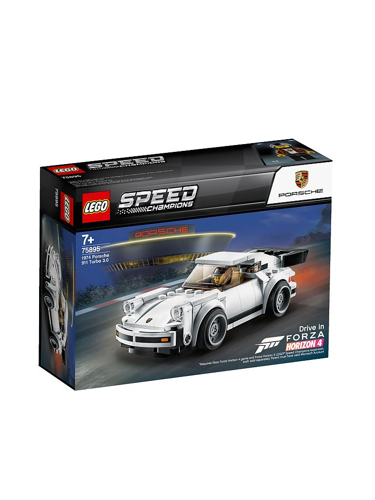 LEGO | Speed Champions - 1974 Porsche 911 Turbo 3.0 75895 | transparent