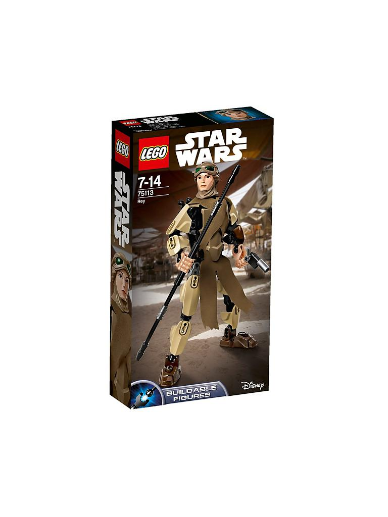 "LEGO | STAR WARS - Actionfiguren ""Rey"" 
