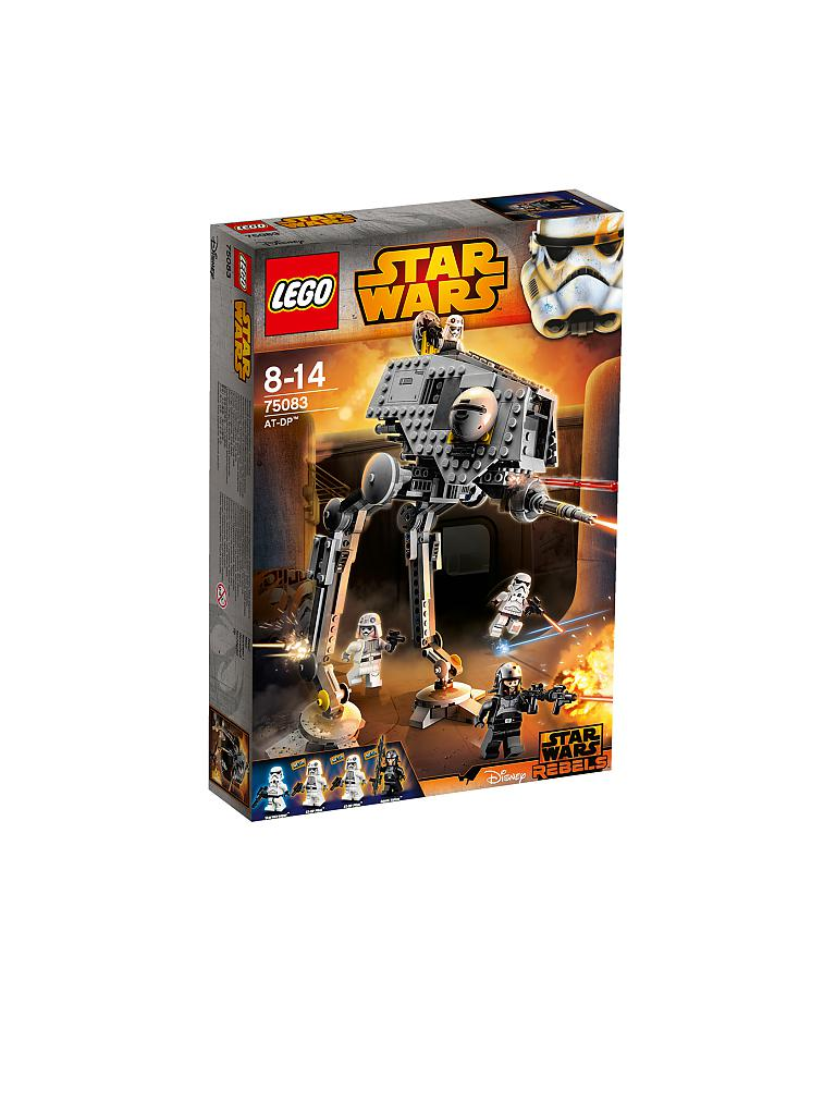 LEGO | STAR WARS - AT-DP Pilot | transparent