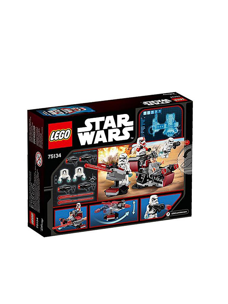 LEGO | STAR WARS - Galactic Empire Battle Pack | transparent