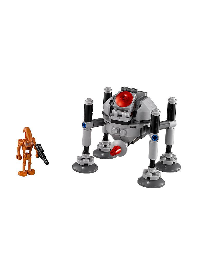 LEGO | STAR WARS - Homing Spider Droid | transparent